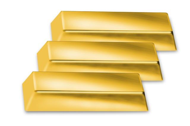 tři zlaté cihly